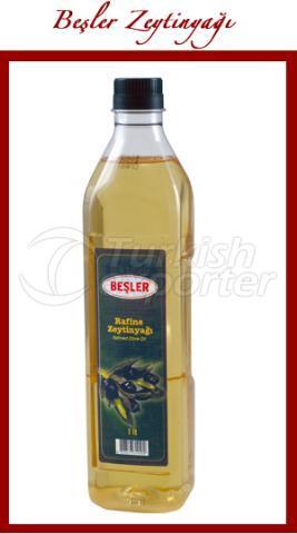 Рафинированное оливковое масло 1л бутылки для домашних животных (1 л x 20)