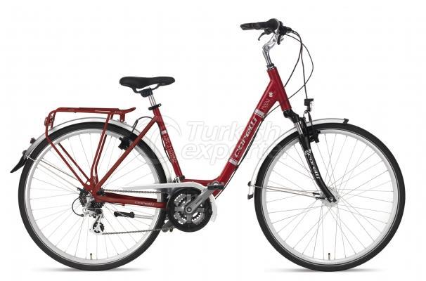 Vélos - Ville - Mocha