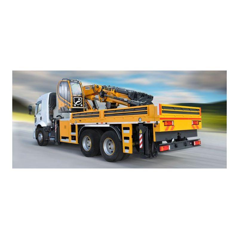 Truck Mounted Knuckle Boom Cranes  HK 60 L6