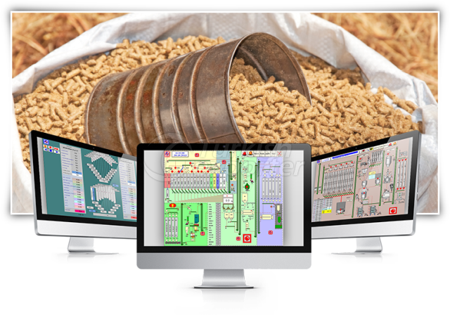 Feed Plant Automation Systems