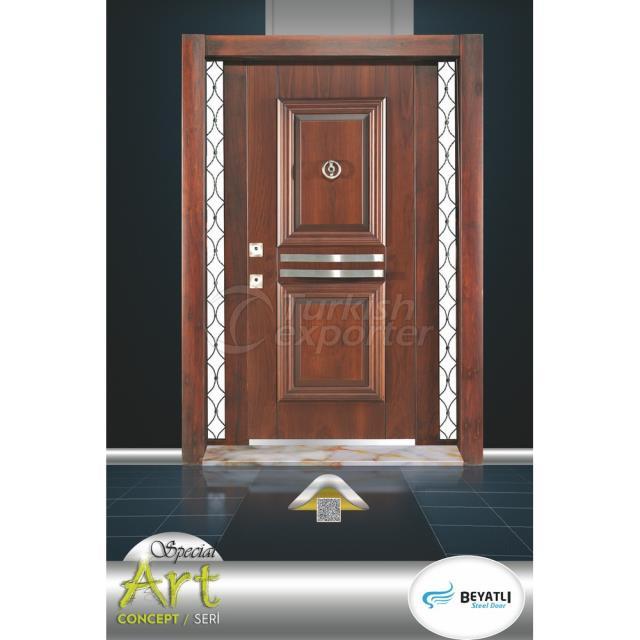 Steel Door - SP 901