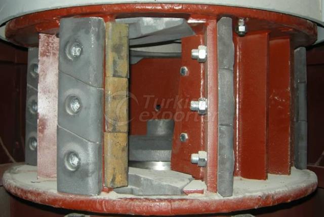 Rotor Vertical Shaft Impact Crusher