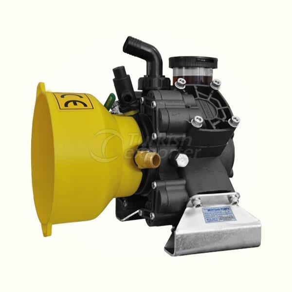 96 Liter 4 Membranes Pumps Models  MTS-496P