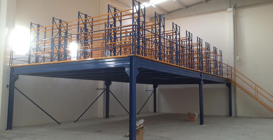 Plataforma Mezanino