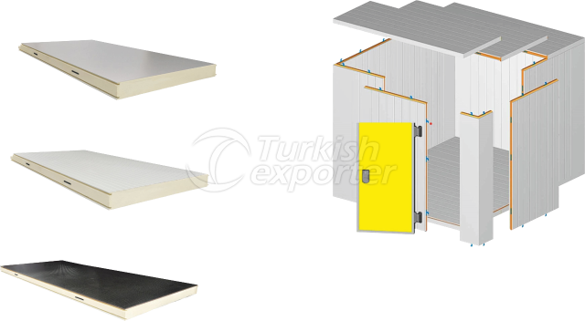 Refrigerated Storage Panels