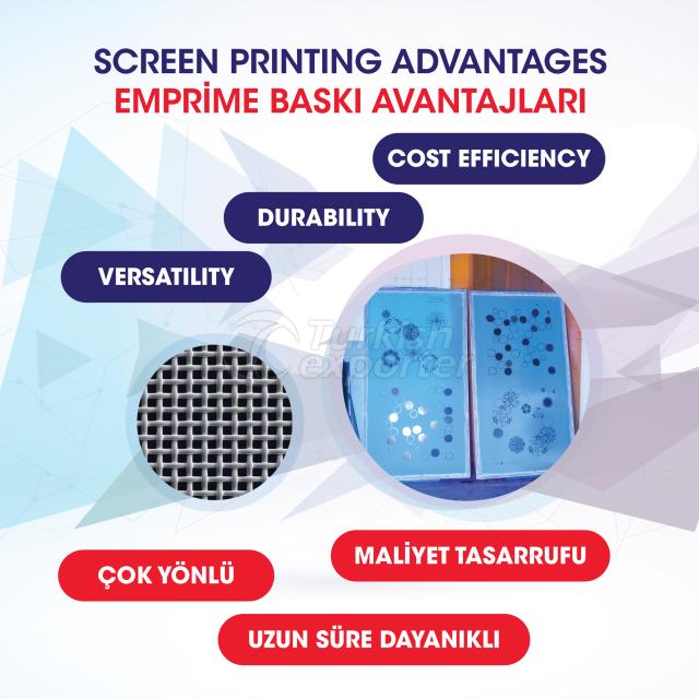 Screen Printing Mesh
