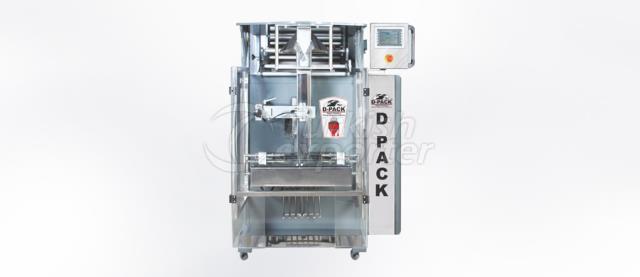 Volumetric System Packing Mach -DMR