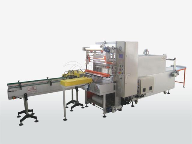 آلات التغليف الانكماشي  - أوتوماتيكية بالكامل