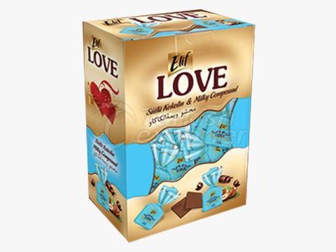 Elif Love Single Twist Napolitan