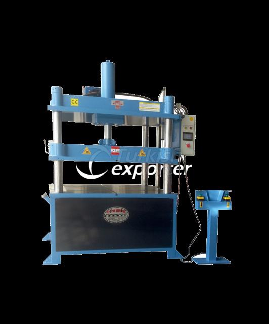 60 Ton Single Action Column Press