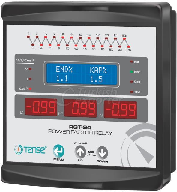 Power Factor Controller RGT-24H