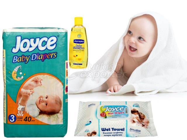 JOYCE BABY DIAPER