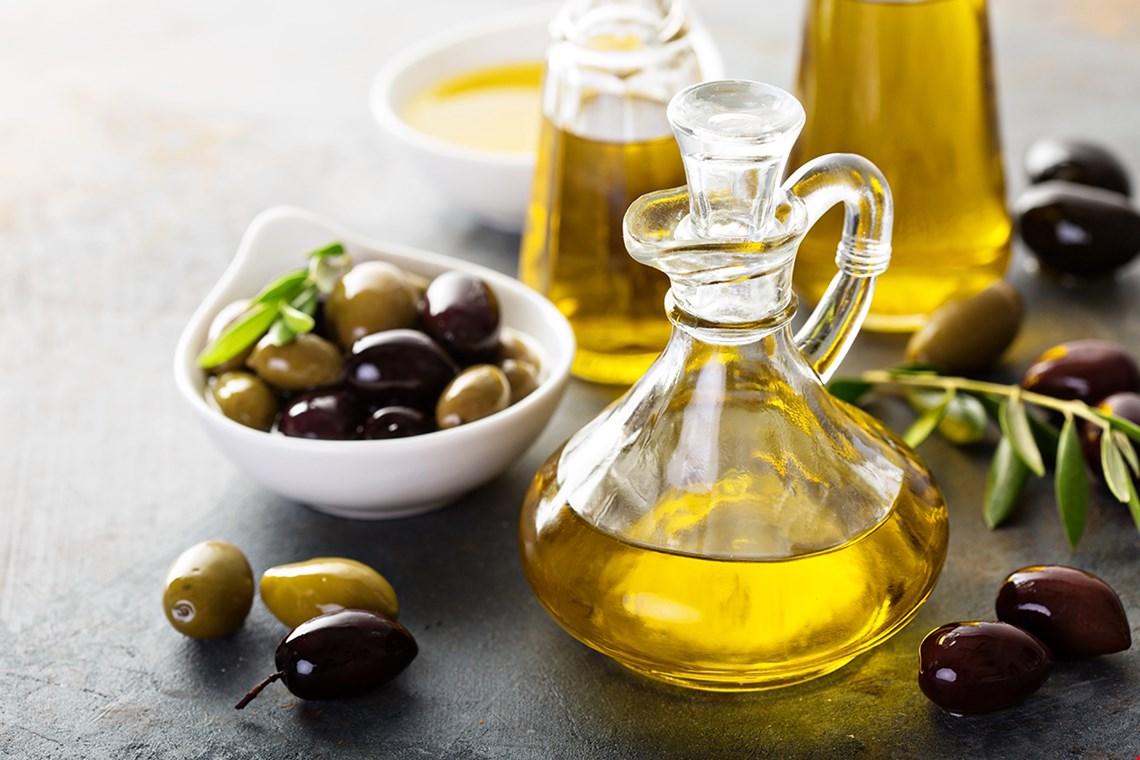 Olives-Olive Oil