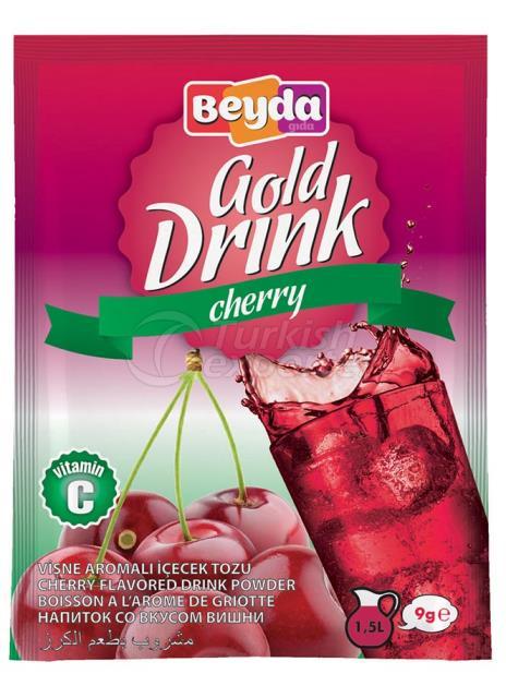 Cherry Flavored Powder Drink
