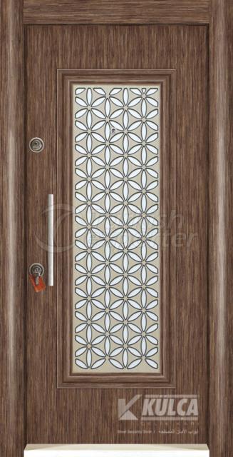 Z-9067 (Exclusive Steel Door)