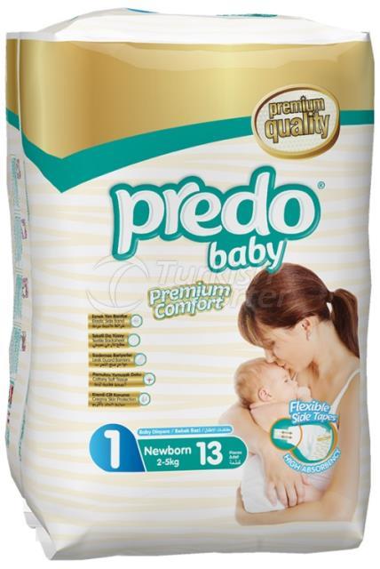 Baby Diapers Predo Standard