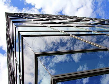 Alto vidrio reflectante