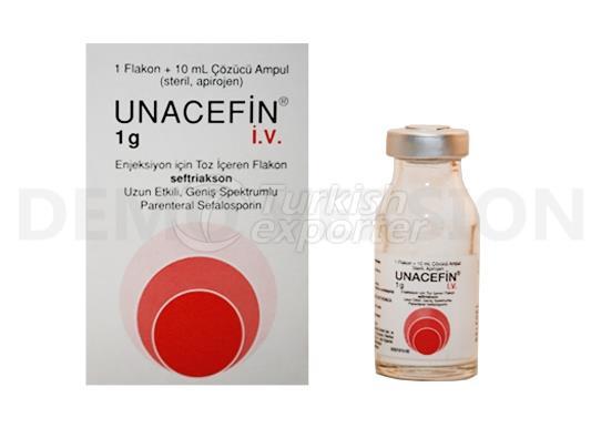 Unacefin 1 g I.V.