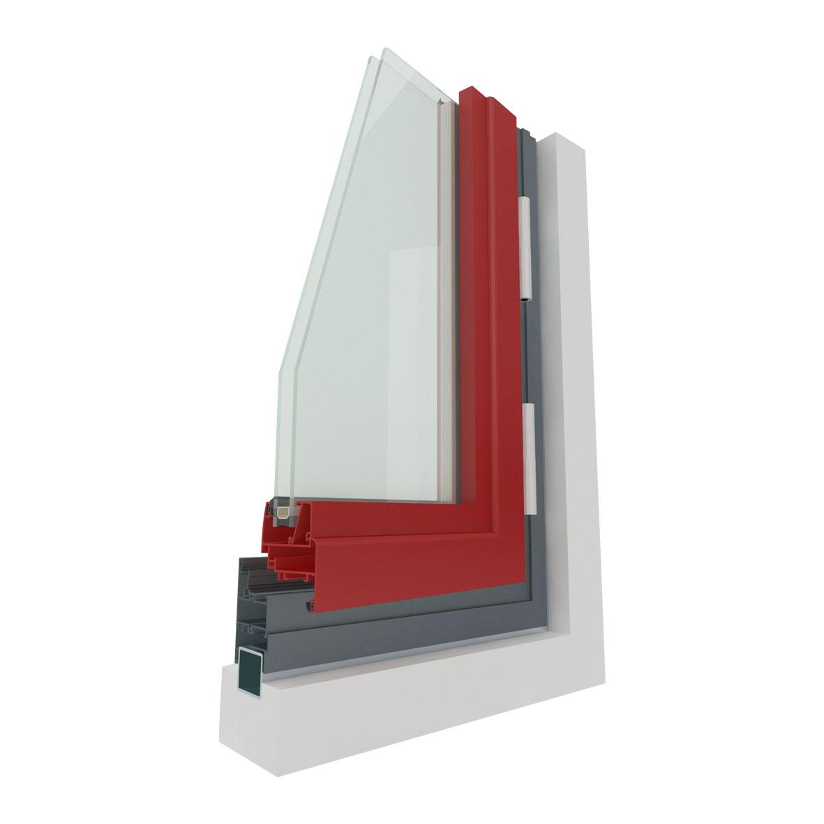 WA 45 Door _ Window System