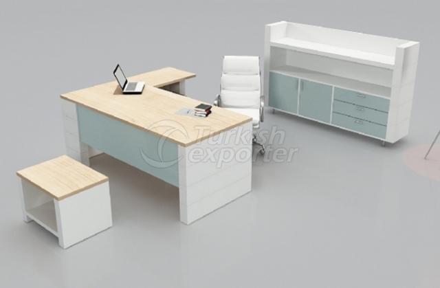 Mobiliário de escritório Derzli