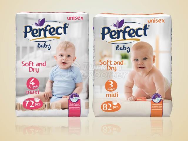Perfect Bebek Bezi Mega Paketler
