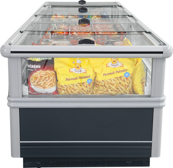 lumia-island freezer
