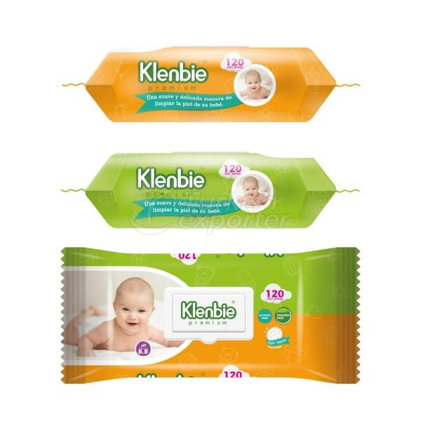 Klenbie Baby Wet Wipes