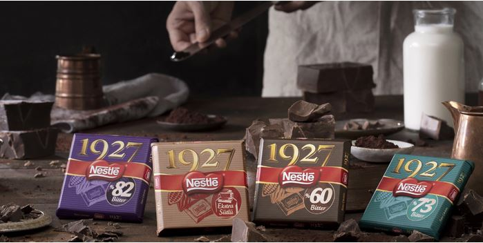 NESTLE PREMIUM CHOCOLATE BARS WAFERS AND BISCUITS
