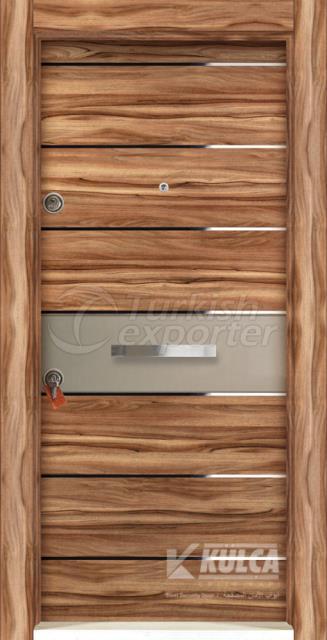 D-2017 (PVC STEEL DOOR )