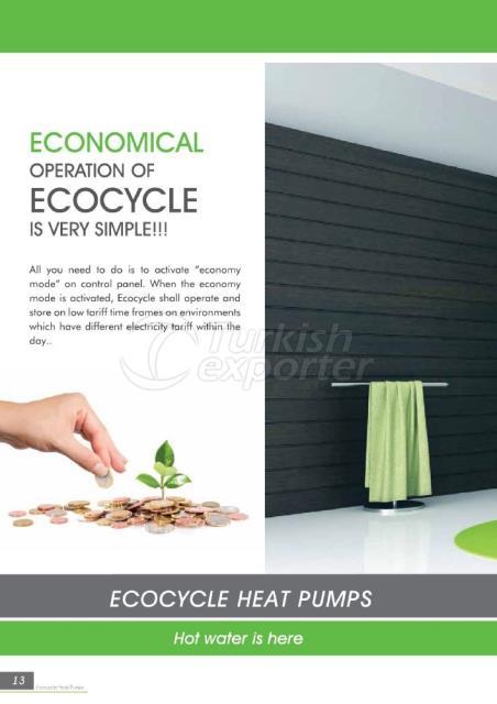 Pompes à chaleur Ecocycle