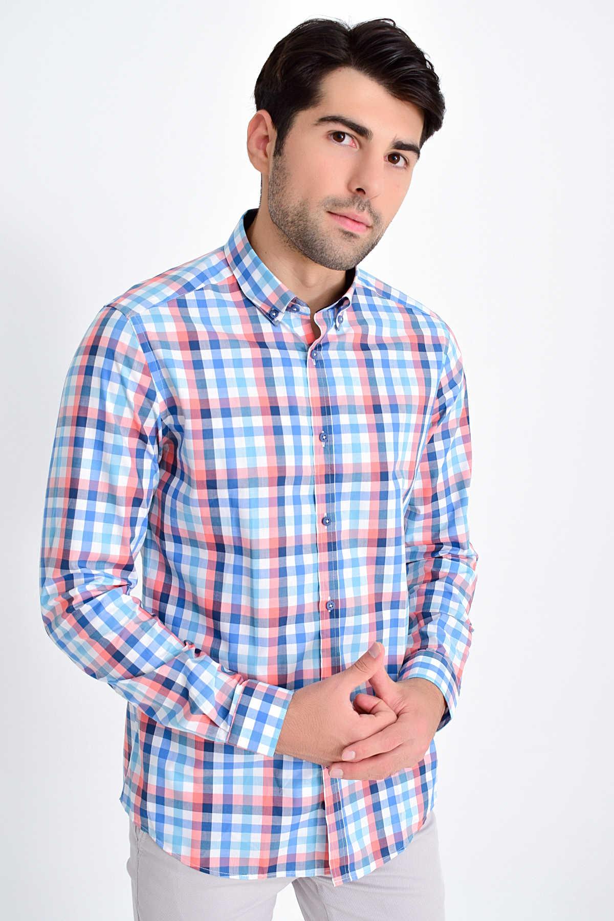 Slim Fit Shirt 17D190000530