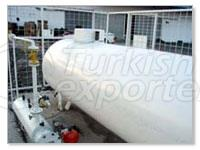 Lpg Bulk Gas System