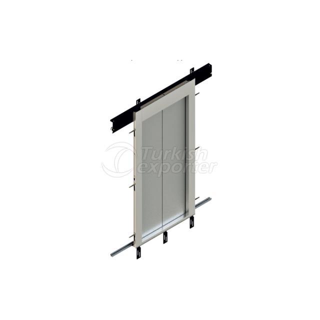 Automatic Door Lift Central Door
