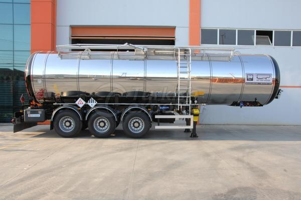 Bitumen Tanker Semi Trailer01