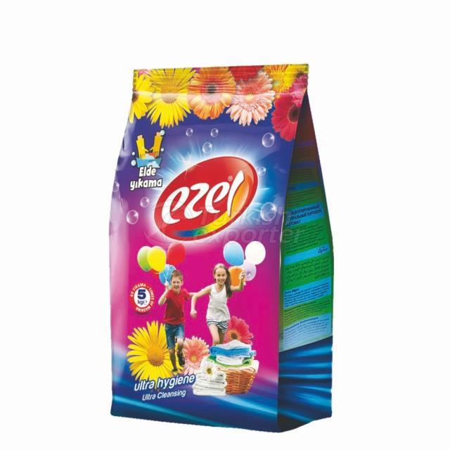Ezel High Foam Powder Detergent 5 Kg