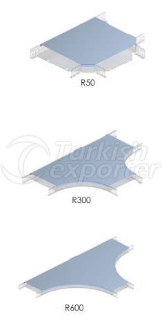 Horizontal Tee Covers