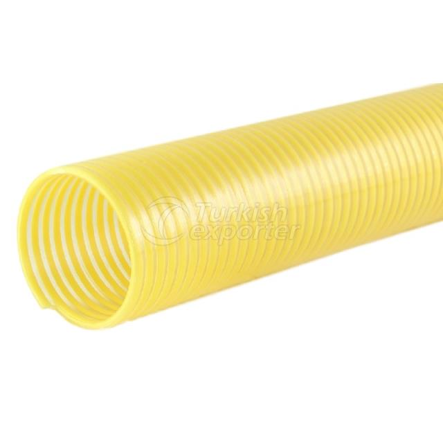 Yellow Sunction Hose