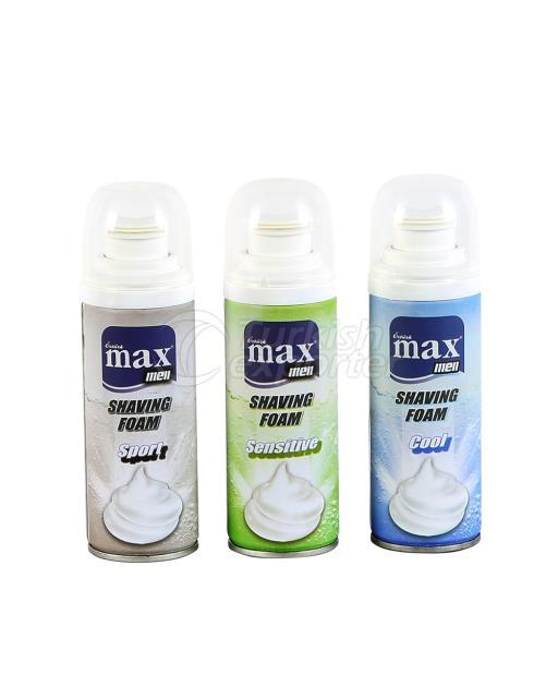 Shaving Foam 100 Ml - Max Ozturk