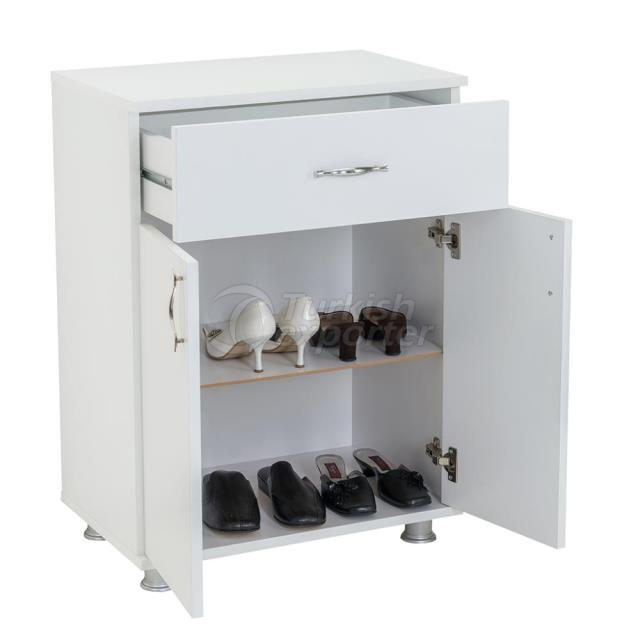 Gabinete de múltiplos propósitos - Gabinete de sapatos