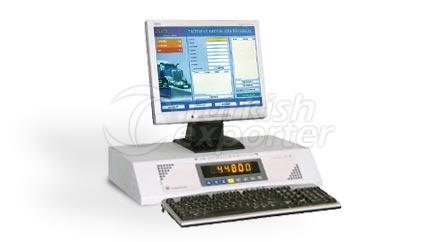 Terminal digital de pesagem LL2-WT