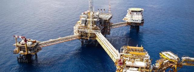 Equipamento offshore