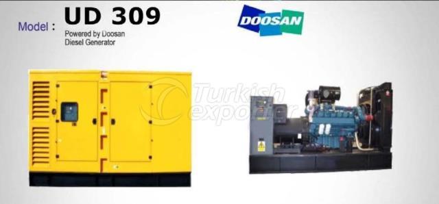 Diesel Generator - UD 309