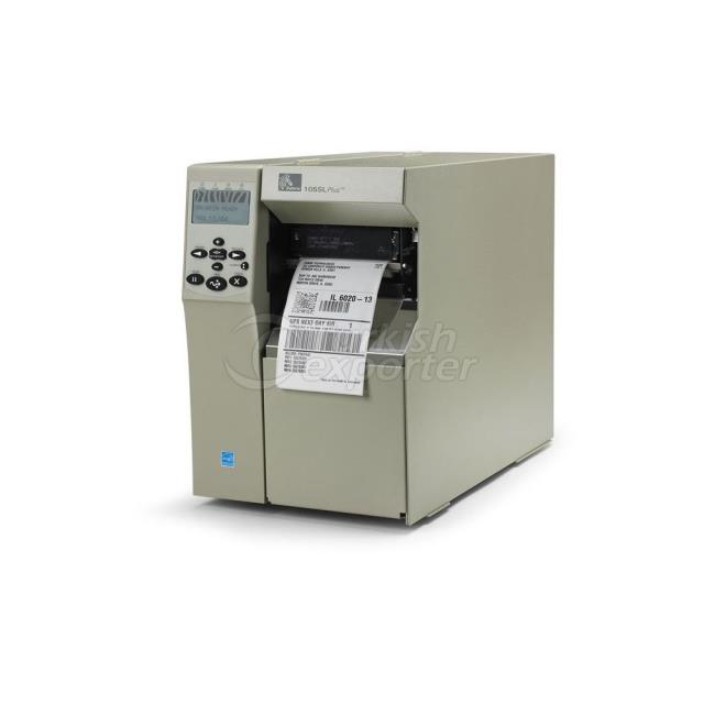 Zebra 105SLPLUS Industrial Printer