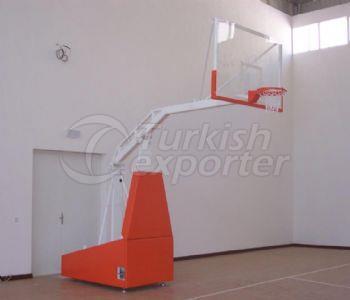 ES-163 Basketball Backstop