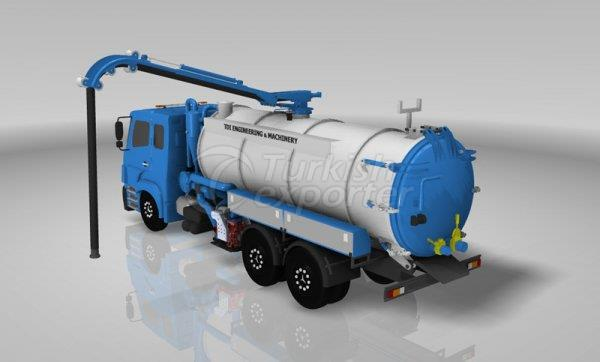 Sewage Suction Truck VB Series