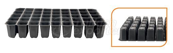45-Eyed Fragile Pot Tray