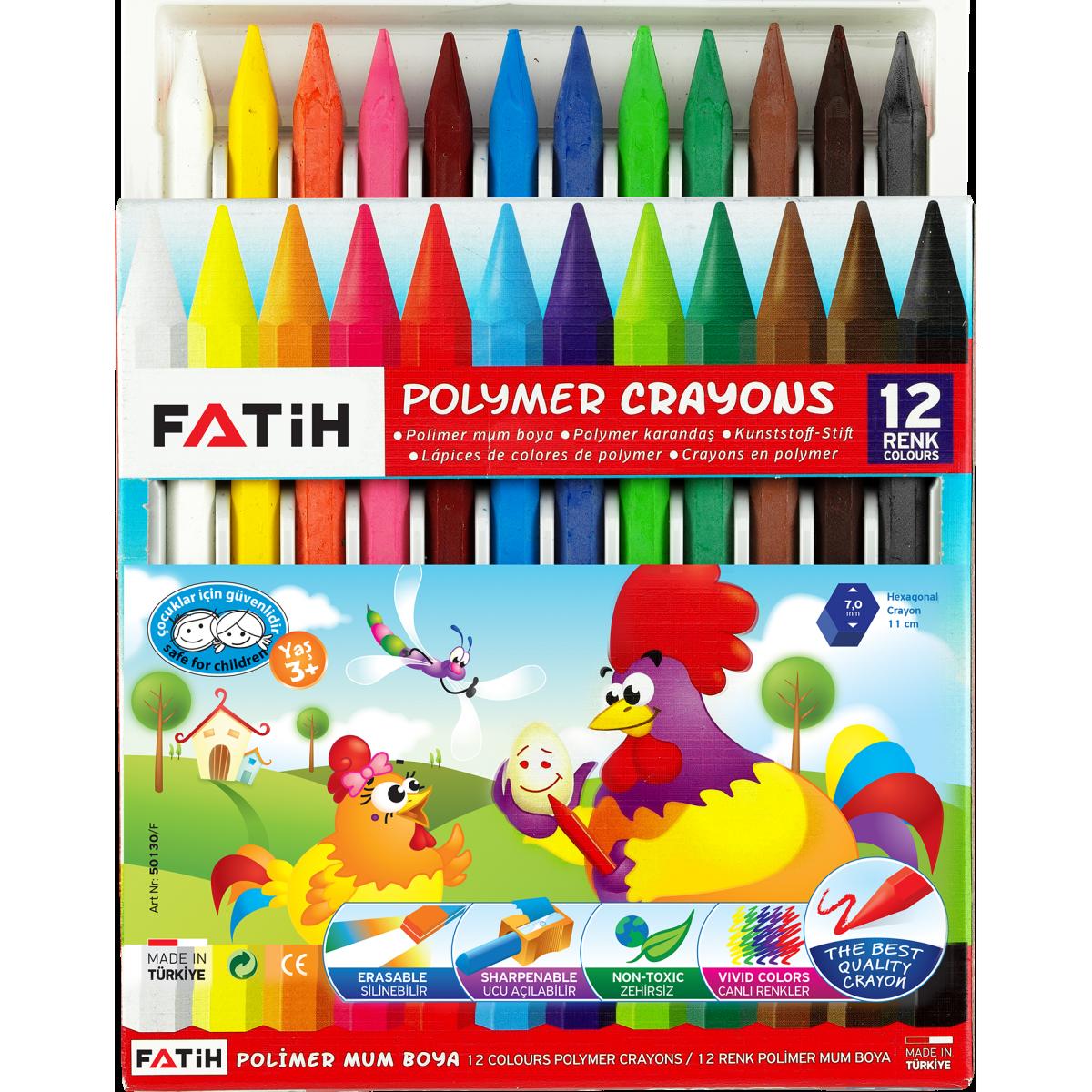 Crayon 12 Color