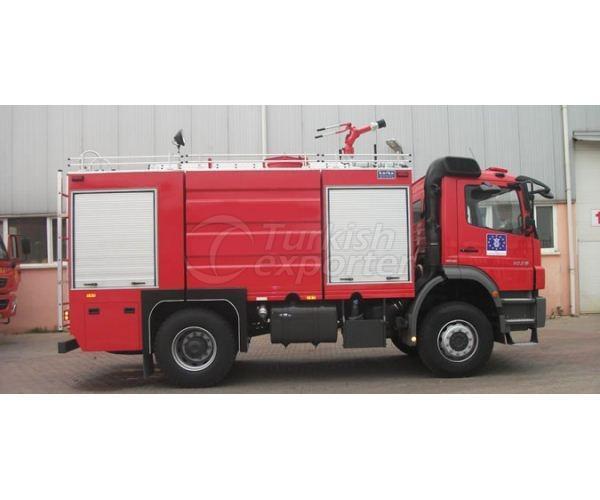 Pompe de lutte contre l'incendie