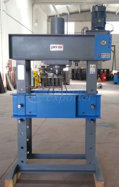 WSP310-20131Hydraulic Workshop Presses