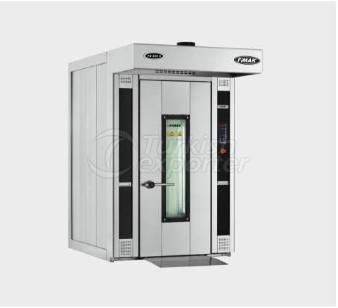Rotary Oven FD150E